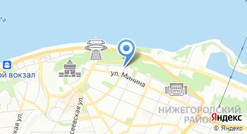 Нижегородский государственный историко-архитектурный музей-заповедник на карте
