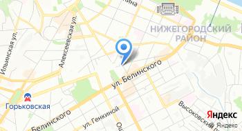 Детская школа искусств № 6 имени А. А. Касьянова на карте
