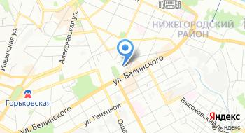 Бизнес-центр Свобода на карте