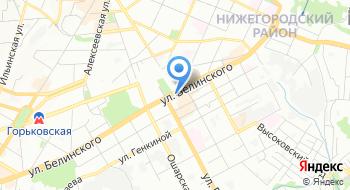 Альфа-Банк. Кредитно-кассовый офис Волга на карте