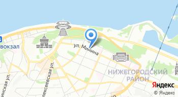 Отдел по взаимодействию с медицинскими и социальными учреждениями Нижегородской Епархии на карте
