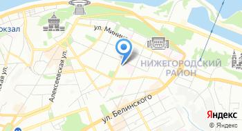 Нижегородский научно-исследовательский институт гигиены и профпатологии, Поликлиника на карте