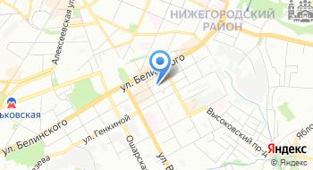 Музей НН на карте