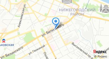Промсвязьбанк, офис Полтавский на карте