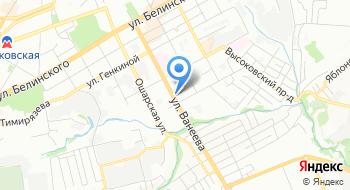Отделение почтовой связи Нижний Новгород 603105 на карте