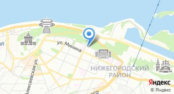 Тренинговая компания Чувствина и Буденная на карте