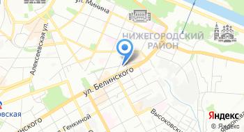 Церковный магазин Мир православной книги на карте