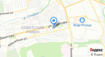 Общежитие Нижегородского института развития образования на карте