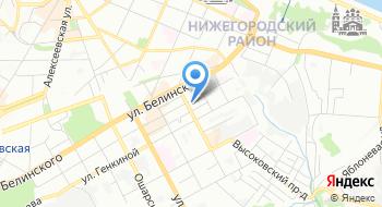 Производственно - Инвестиционная компания Мининская на карте