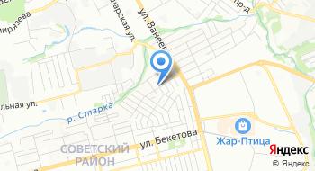 Детективное агентство Санкин Н.Ю. на карте