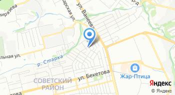 АрдуНН на карте