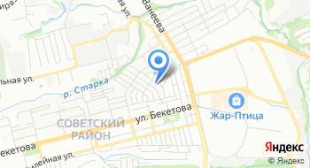 Коллектив пантомимы Малиновая гряда на карте