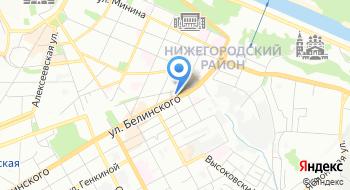 OzonBox на карте