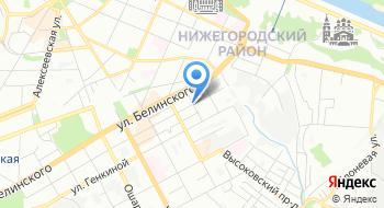 ГБПОУ Общежитие на карте