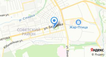 Век-НН на карте