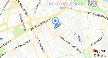 Нижегородская Лифтовая Компания на карте