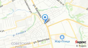 Unit Group Service на карте