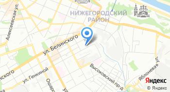 МАОУ Средняя общеобразовательная школа №186 Физкультурно-оздоровительный центр на карте