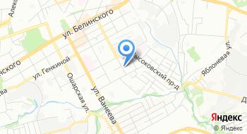 ГК Мте Телеком на карте