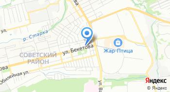 Мирфин на карте