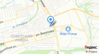 НУКЦ Станкоинформ Столовая на карте