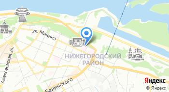 Приволжволжский Федеральный Медицинский исследовательский центр на карте