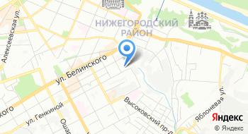 Архстройдекор на карте