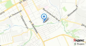 Компания Интерсфера на карте