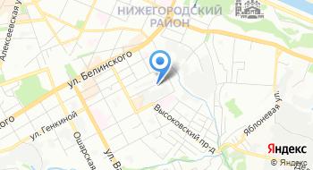 Апарт-отель Poltavskiy Loft на карте