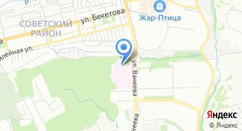 Специализированная кардиохирургическая клиническая больница на карте