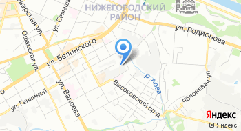 Группа Компаний Волга на карте