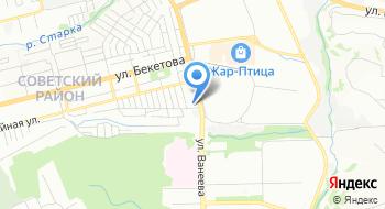 Торгово-сервисная компания Максима на карте