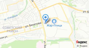 Стройснаб на карте