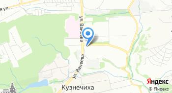 Детская школа искусств № 6 им. А. А. Касьянова на карте