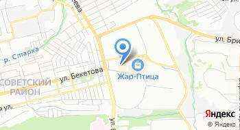 Кафе Люкс на карте