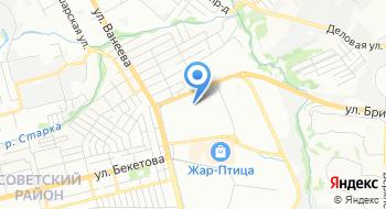 Химбалт на карте