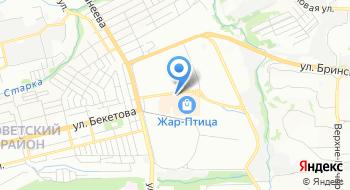 Бюро медико-социальной экспертизы на карте