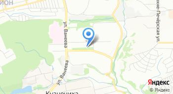 Соляная пещера Море рядом Кузнечиха на карте