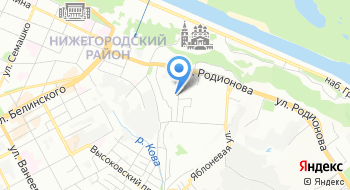 Интернет-магазин VolgaTarget.ru на карте