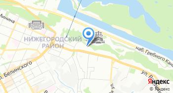 Аква Тюнинг НН на карте