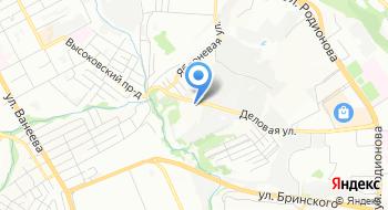 Нижегородский центр верховой езды на карте