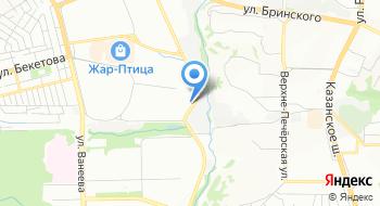 Бэнто на карте