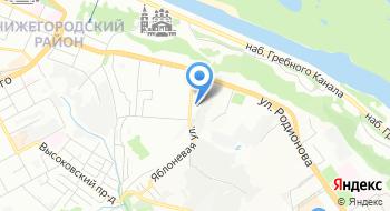 ГУ МЧС России по Нижегородской области Телефон доверия на карте