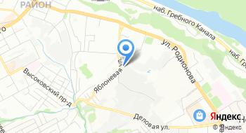 ПАО Нижегородкультторг на карте