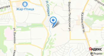 ТК Форум на карте