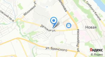 Телекоммуникационная компания ННЛинк на карте