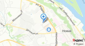 Аварком.com на карте