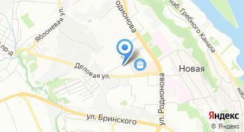 Екей ПРО - Нижний Новгород на карте
