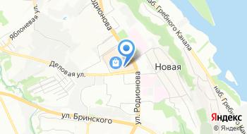 Школа шахмат Ивана Пятковского на карте