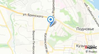 Lingua Service Center на карте